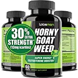 LabsMen 2-in-1 Horny Goat Weed Extract with