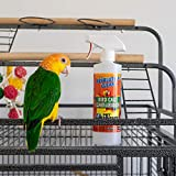 Amazing Bird Cage Cleaner and Deodorizer - Just