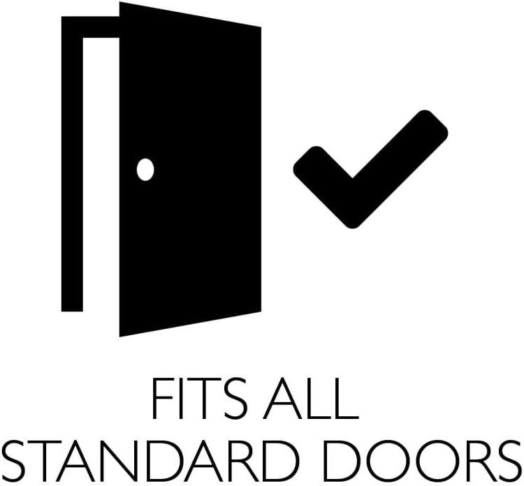 Design House 742494 Pro Springdale Entry Door Handle