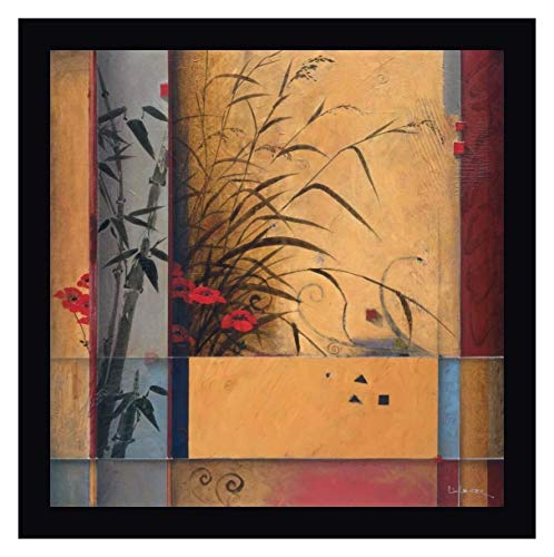 Don Bamboo Division Framed Art - Bamboo Division by Don Li-Leger - 33
