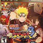 Amazon.com: Naruto Shippuden Ultimate Ninja Storm 3 ...