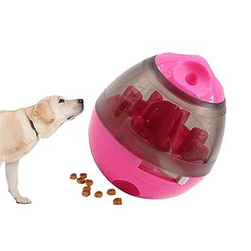 Juguetes interactivos comida lenta del animal doméstico, gato y dispensador de comida para perros.: Amazon.es: Productos para mascotas