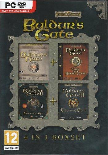 The Baldur's Gate Collection (EU) ()