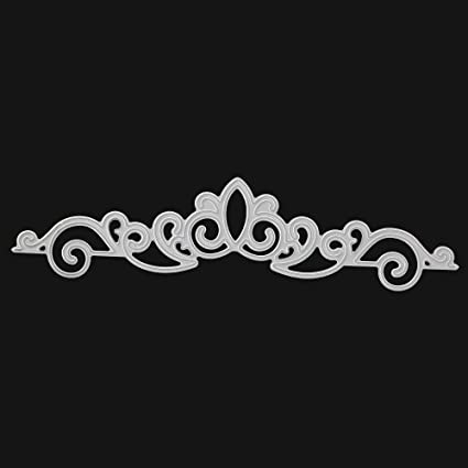 Cutting Dies, Staron Window Lace Metal Cutting Dies for Card Making ...