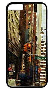 New York Thanksgiving Easter PC Black Case for Masterpiece Limited Design iphone 6 plus by Cases & Mousepads by icecream design