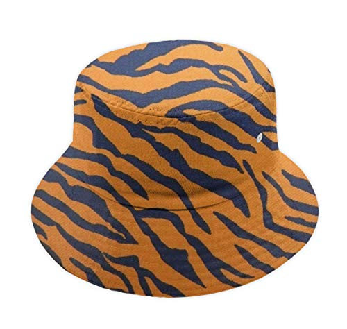 Bucket Hat Fisherman Cap Summer Wide Brim Sun Hat - Tie Dye Spiral