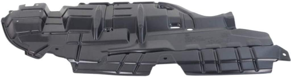 Under Cover 5144207040 TO1228212 For Toyota Avalon Engine Splash Shield 2016 2017 2018 Driver Side