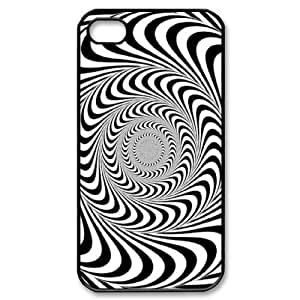 Geometric patterns YT8057895 Phone Back Case Customized Art Print Design Hard Shell Protection Iphone 4,4S