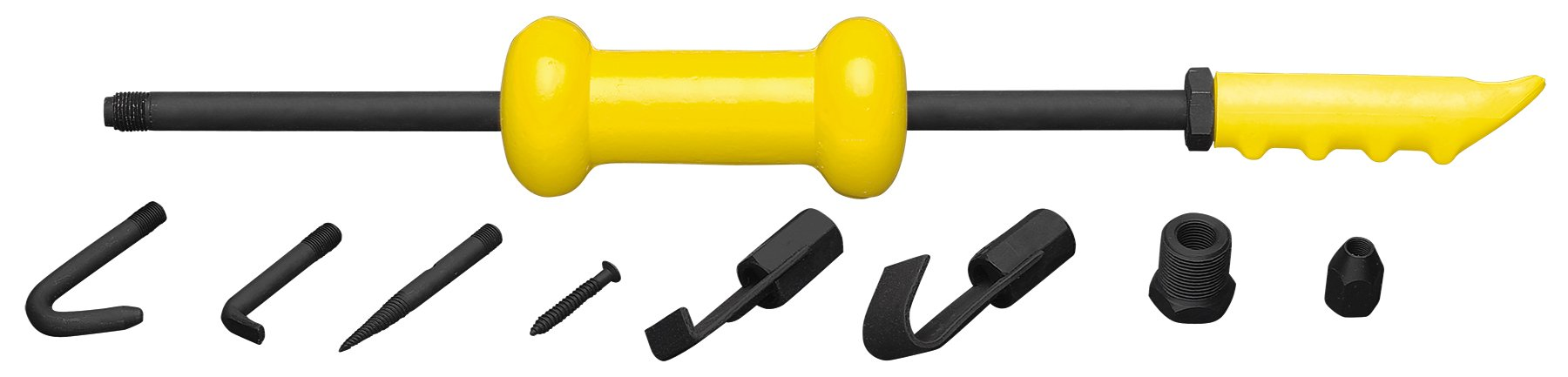 Performance Tool W2029DB Dent And Seal Puller Set, 9-Piece