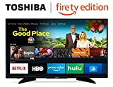 Toshiba 43-inch 4K Ultra HD Smart LED TV with HDR - Fire TV...