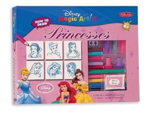Princesses Drawing Book & Kit (DMA Drawing Book & Kit) (2003-01-01)