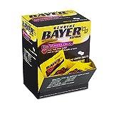 Bayer BXBG50 Aspirin Tablets, Two-Pack