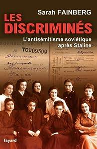 Les discriminés par Sarah Fainberg