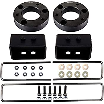 OCPTY Replacement Parts Compatible with 2.5 Front Leveling Lift Kit 2 1//2 Lift kit for 2004-2017 Ford f150 2WD 4WD