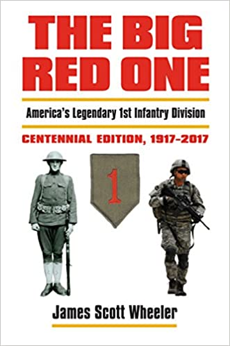 Image result for Americas 1st infantry division big red one