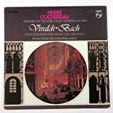 Vivaldi, Bach: Four Concertos for Organ and Orchestra / Pro Arte Orchestra, Munich; Karl Redel, Conductor