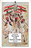 The Origins of the Partition of India, 1936-1947 9780195625417