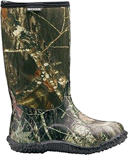 Bogs Classic High Mossy Oak Waterproof Insulated Rain Boot (Toddler/Little Kid/Big Kid),  Mossy Oak, 5 M US Big Kid