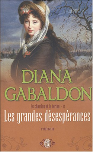 A Breath of Snow and Ashes (Part 2 of 4) - Book #11 of the Le Chardon et le Tartan