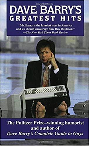 Image result for dave barry's greatest hits book cover