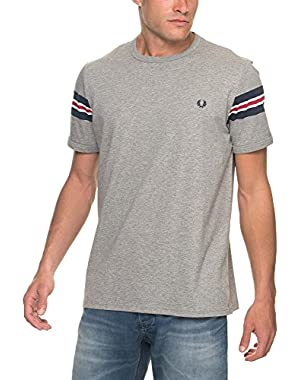 Men's Bomber Sleeve T-Shirt