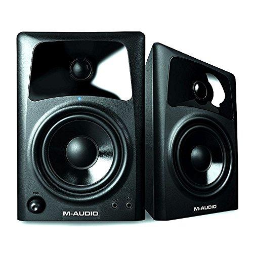Amazon Lightning Deal 75% claimed: M-Audio AV42 Professional Studio Monitor Speakers (Pair)