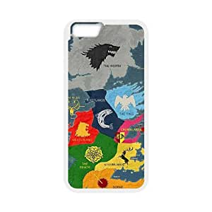 FOR Apple Iphone 6 Plus 5.5 inch screen Cases -(DXJ PHONE CASE)-I'm a Khaleesi -Game Of Thrones-PATTERN 6