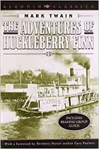 an introduction to the comparison of the adventures of huckleberry finn by mark twain and the catche An optional extension is to create a digital slide presentation in which you set up a visual comparison  gods in the hero's adventures  (mark twain) (ea.
