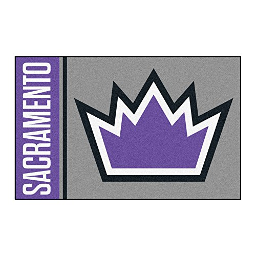 FANMATS 17928 NBA Sacramento Kings Uniform Inspired Starter Rug