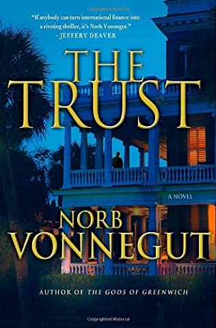 book cover of The Trust