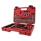 ABN Universal Harmonic Balancer Puller & Installer 52-Piece Tool Kit – Master Balancer & Pulley Removal/Installation Set