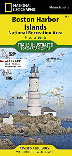 Boston Harbor Islands National Recreation Area (National Geographic Trails Illustrated ()
