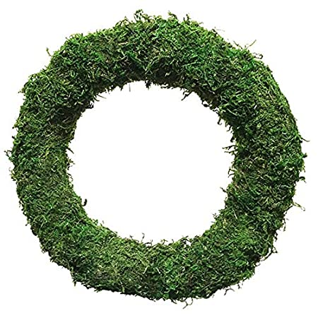 40 X 12 ROUND PADDED WREATH RINGS FRAMES CHRISTMAS HOLLY FUNERAL