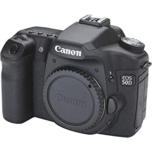 Canon EOS 50D 15.1MP Digital SLR Camera