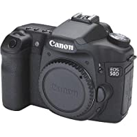Canon EOS 50D DSLR Camera (Body Only) (Discontinued by...