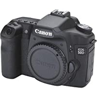 Canon EOS 50D DSLR Camera (Body Only) (Discontinued by Manuf