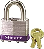 Master Lock 1D No. 1 Laminated Padlock