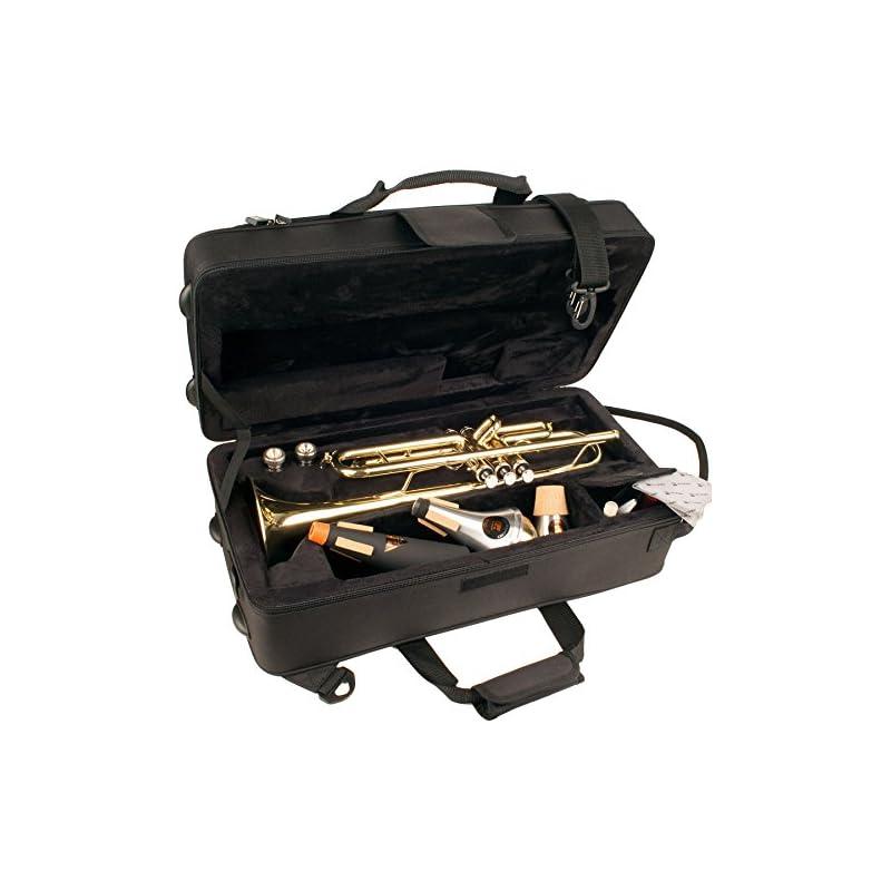 Trumpet MAX Rectangular Case with Interi