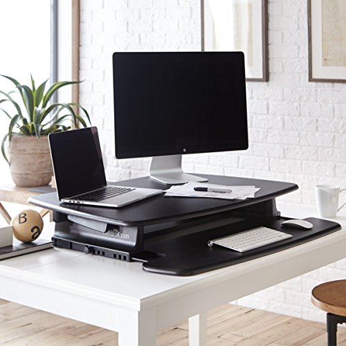 Height-Adjustable Standing Desk - VARIDESK Pro 36