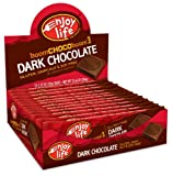 Enjoy Life Foods Boom Choco Boom Dark Chocolate Bar (12x1.12 ounces)
