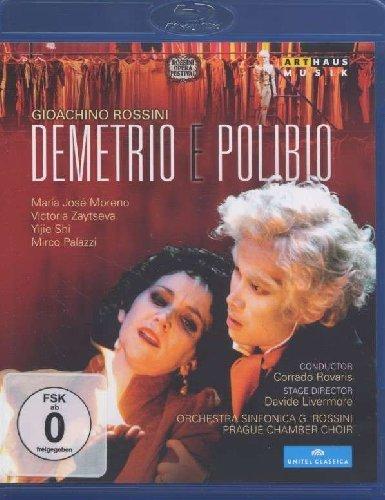 G. Rossini - Demetrio E Polibio (Blu-ray)