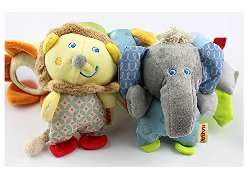 H/ängespielzeug JYSPORT Babyspielzeug/ von 0-36 Monaten /Aktivit/äten-Spirale f/ür Kinderwagen und Babysitze Design: niedlicher Vogel