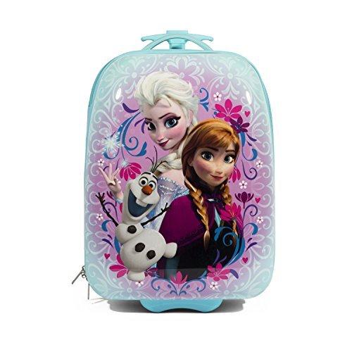 Disney Frozen Hard Shell Trolley Carry On Luggage by disney