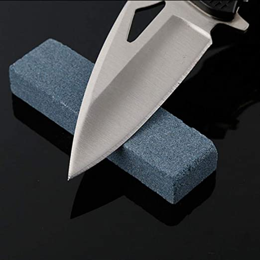 LAGEDOUDING Combinación de Piedra de afilar Cuchillos Piedra de ...