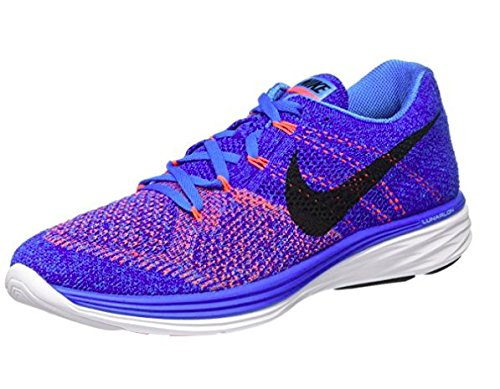 new styles 88109 b99f5 ... Chaussures De Course Nike Flyknit Lunar3 Hommes ...