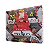 2017-18 Panini Prizm Basketball Retail Box (24 Packs of 4 Cards: 1 Autograph and 12 Prisms on average.)