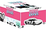 Miami Vice (Complete Series) - 32-DVD Box Set ( Miami Vice - Vintage 80s Collection (Series 1-5) ) [ NON-USA FORMAT, PAL, Reg.2 Import - France ]