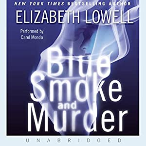 Blue Smoke and Murder Hörbuch