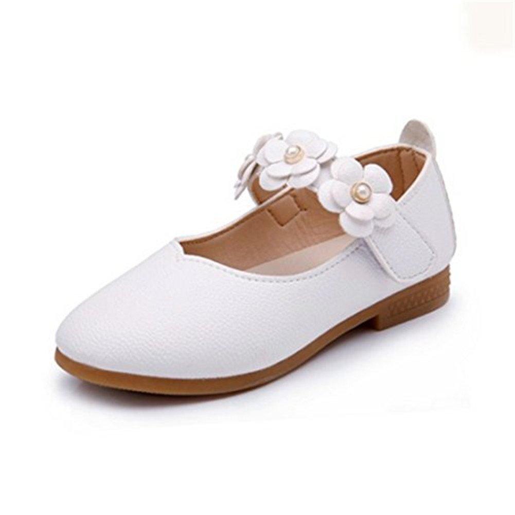 9f9927e77d5a5 Snaked cat Chaussures Plates Douces d'Enfant Fille Soulier en PU Cuir pour  Le Mariage et Partie (Taille 23-33): Amazon.fr: Chaussures et Sacs