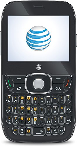 ZTE Z432 (AT&T Go Phone Clamshell) Prepaid and No Annual (Zte Cell Phone)